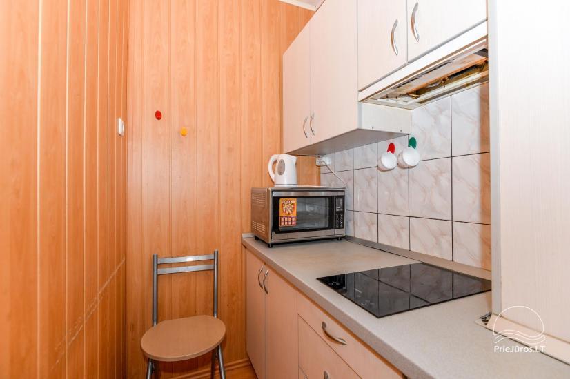 Dviejų kambarių buto nuoma Juodkrantėje - 4