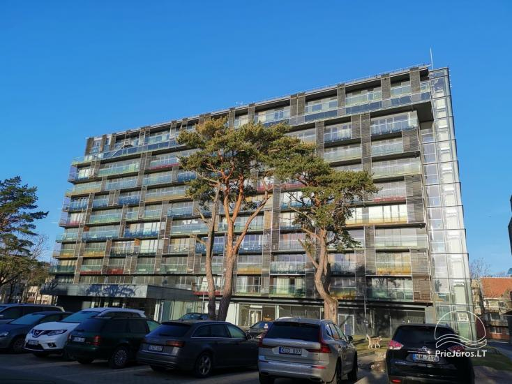 Apartment in Palanga mit Blick auf das Meer - 20