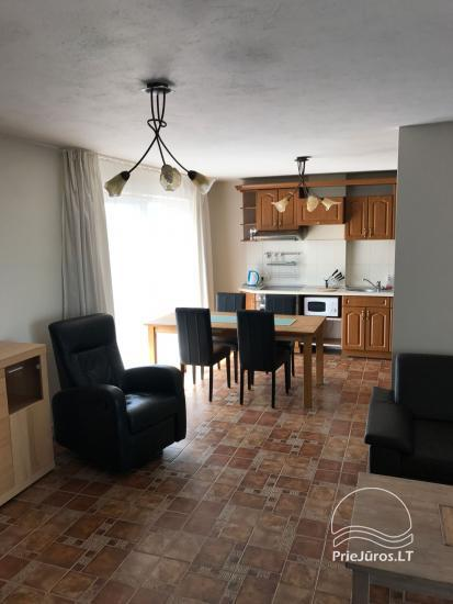 Apartment in Sventoji ŽUVĖDROS NAMAI - 2