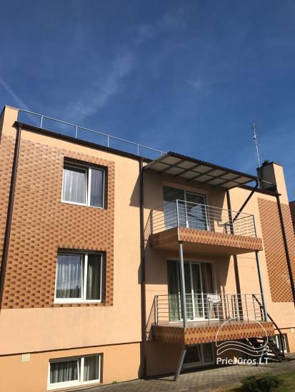 Apartment in Sventoji ŽUVĖDROS NAMAI - 10