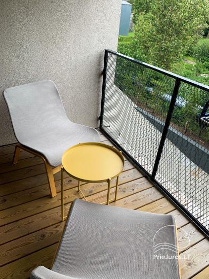 Apartamentų nuoma Malūno vilose - 6