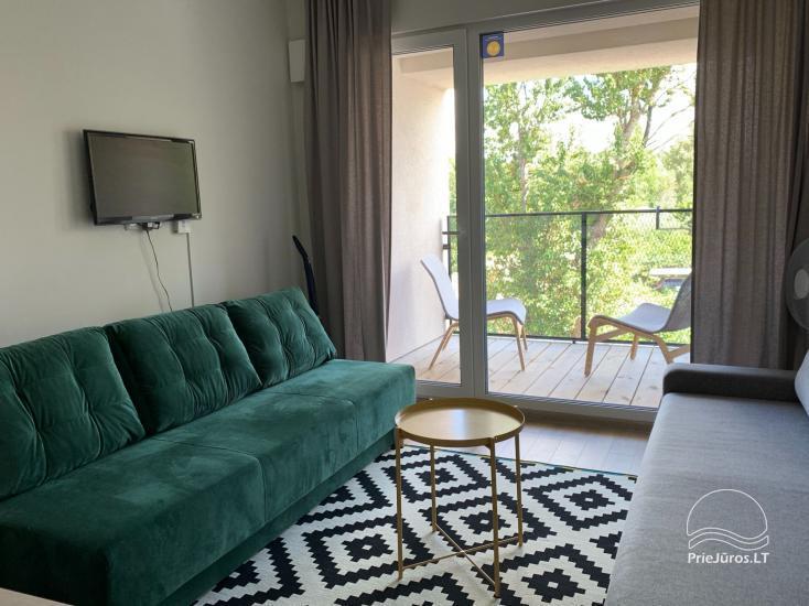 Apartamentų nuoma Malūno vilose - 4