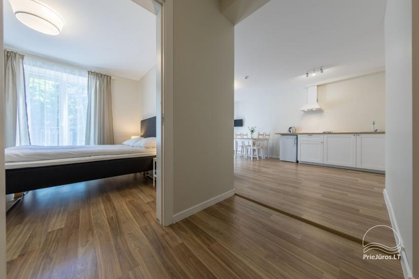 Wohnung zur Miete in Palanga, in Liepu Straße - 8