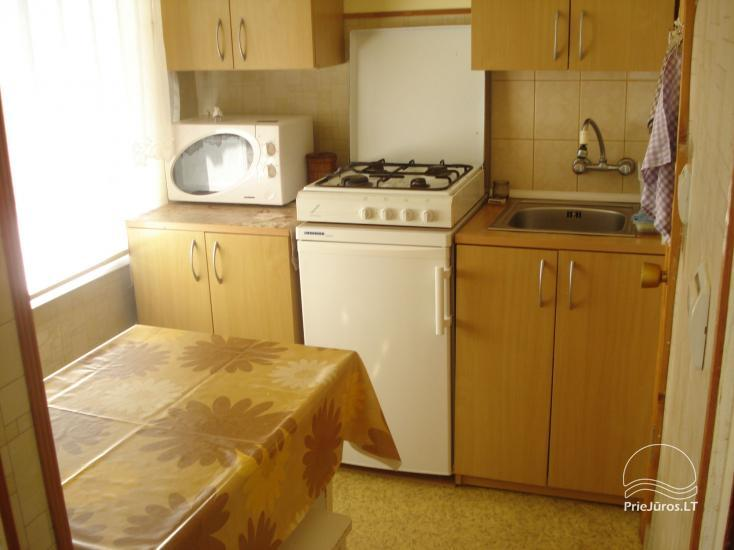 Room for rent in Juodkrante, Curonian spit, Lithuania - 1