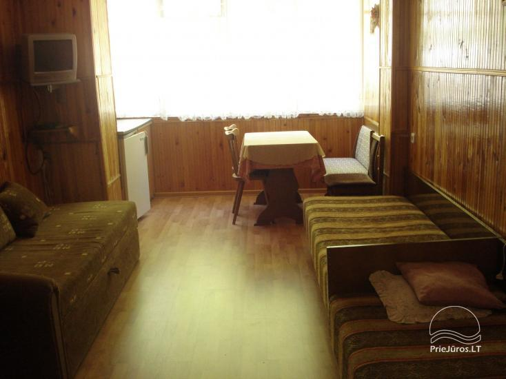 Room for rent in Juodkrante, Curonian spit, Lithuania - 3