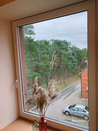 Dzīvoklis Labas Nida noma Nidā, Kuršu kāts, Lietuva - 9