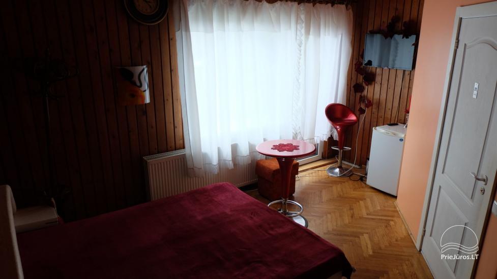Kambarių su atskirais patogumais nuoma Palangoje - 5