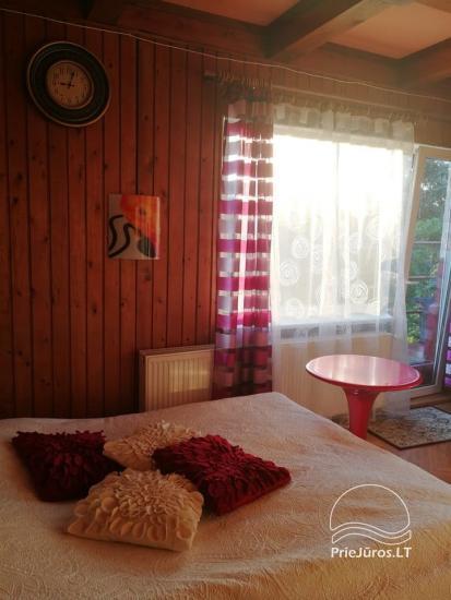 Kambarių su atskirais patogumais nuoma Palangoje - 4