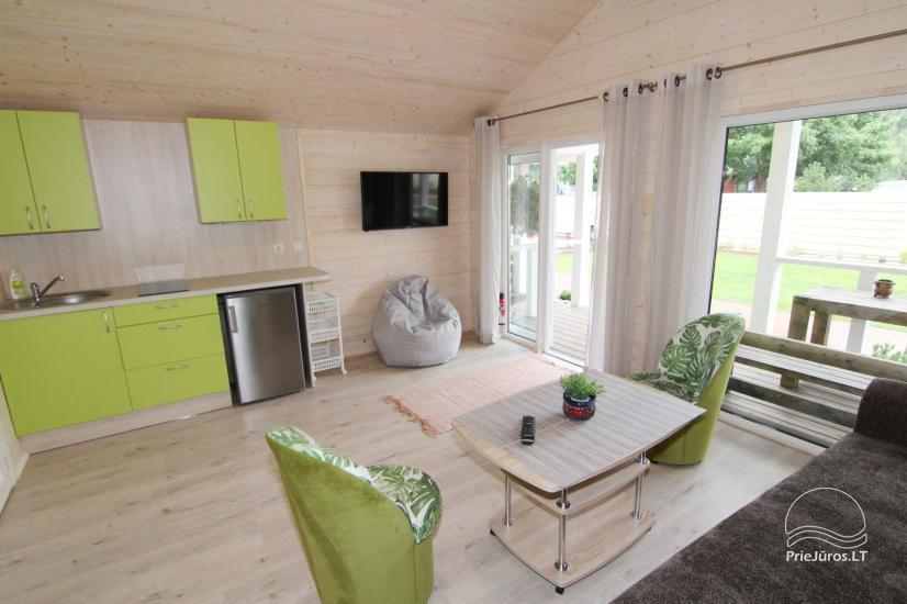 New holiday houses with all amenities for rent in Sventoji. Rest place Svyturys - 18