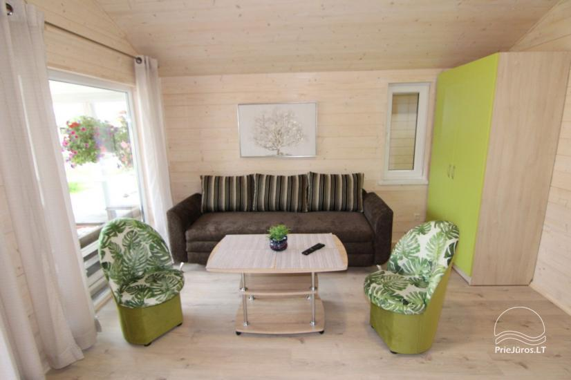 New holiday houses with all amenities for rent in Sventoji. Rest place Svyturys - 19