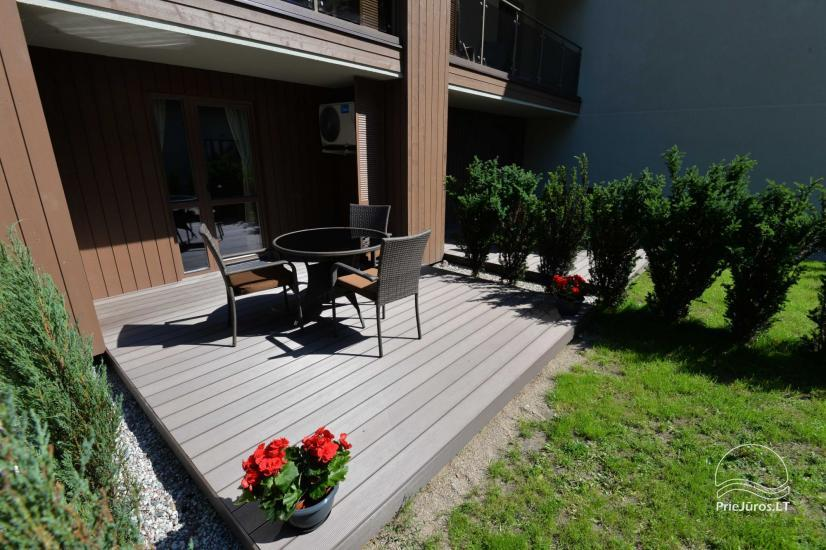 Apartments for rent in Juodkrante, Curonian Spit, Lithuania - 4
