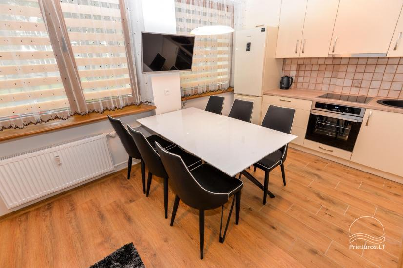 Two rooms flat for rent in Palanga - 4