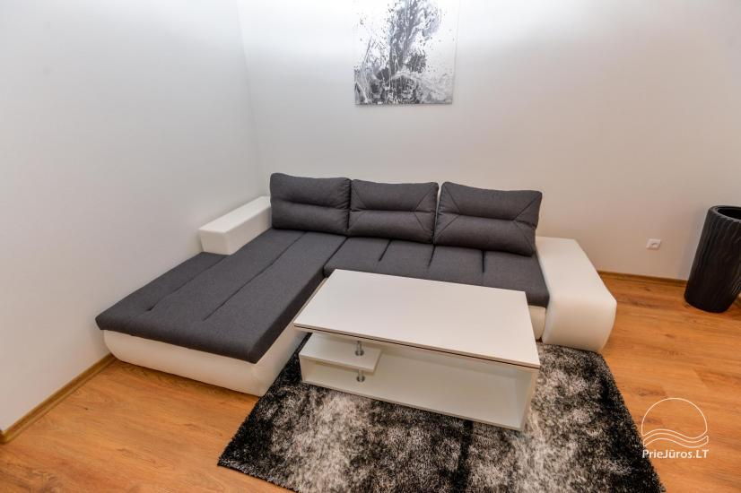 Two rooms flat for rent in Palanga - 3