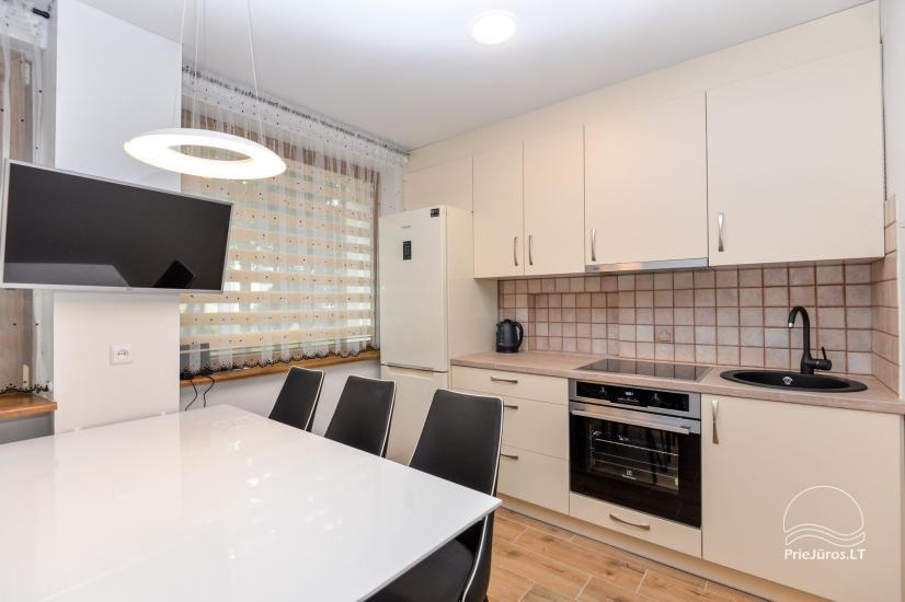 Two rooms flat for rent in Palanga - 5