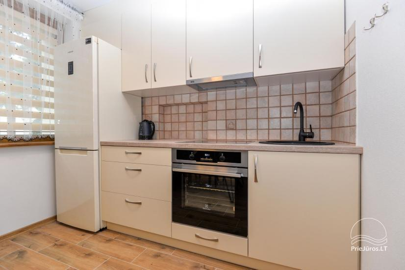 Two rooms flat for rent in Palanga - 6