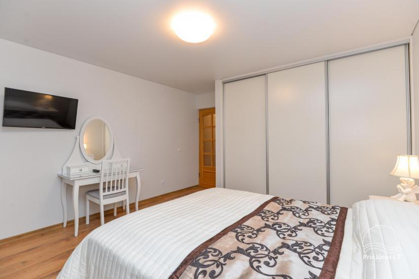Two rooms flat for rent in Palanga - 9