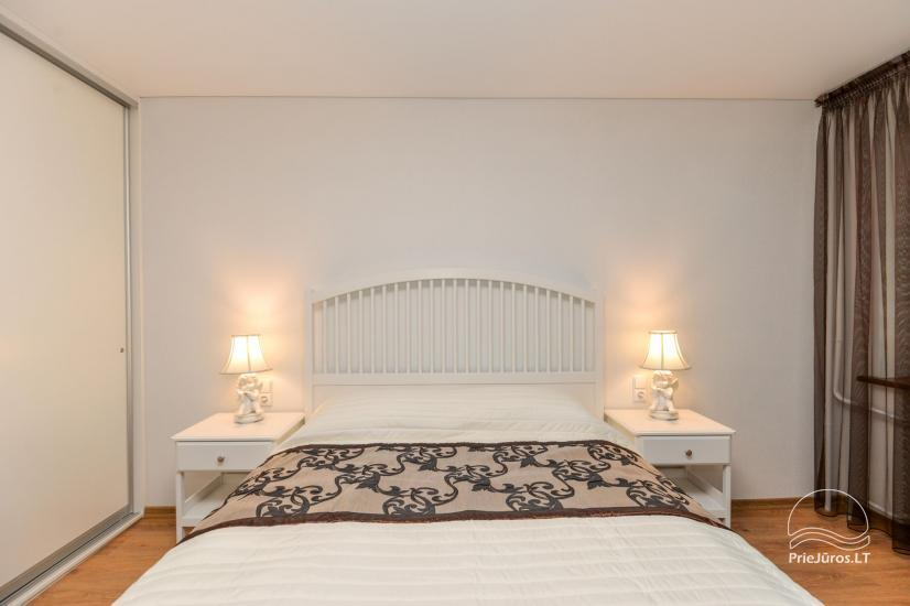 Two rooms flat for rent in Palanga - 10