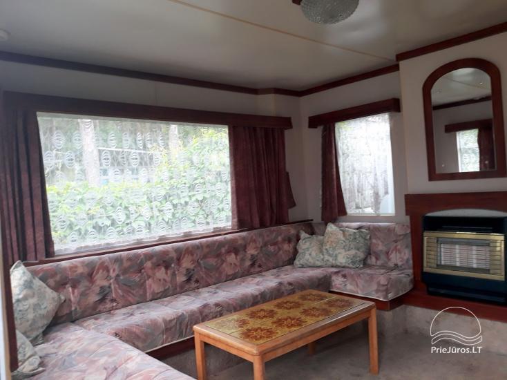 Ferienhäuser zu vermieten in Sventoji