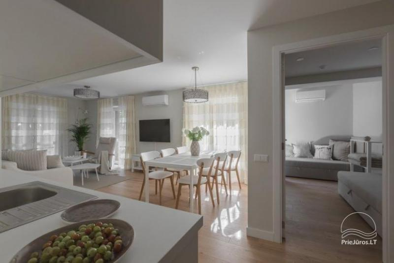 Nauji apartamentai Comfort Stay