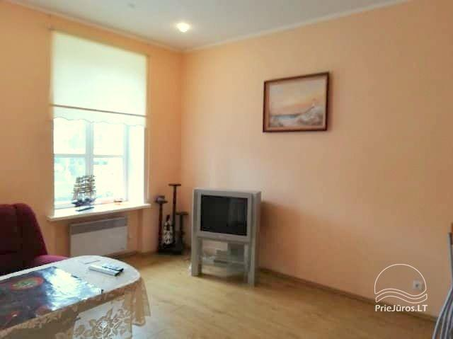 Three rooms apartment for rent in Juodkrante, Curonian Spit - 3