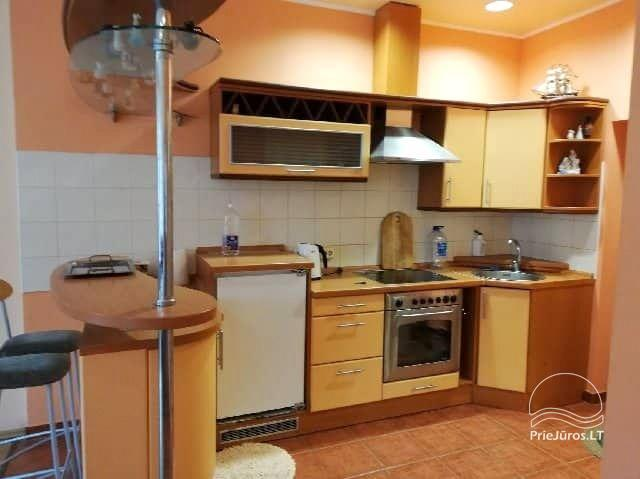 Three rooms apartment for rent in Juodkrante, Curonian Spit - 1