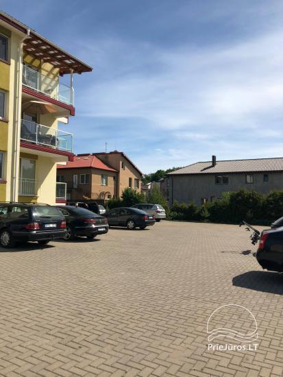 Dviejų kambarių butas su terasa nuomai Palangoje - 2