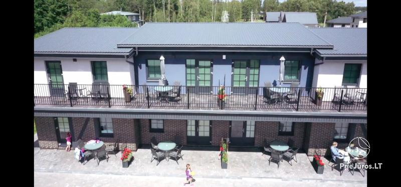 Palanga INN - nauji, stilingi apartamentai arti jūros