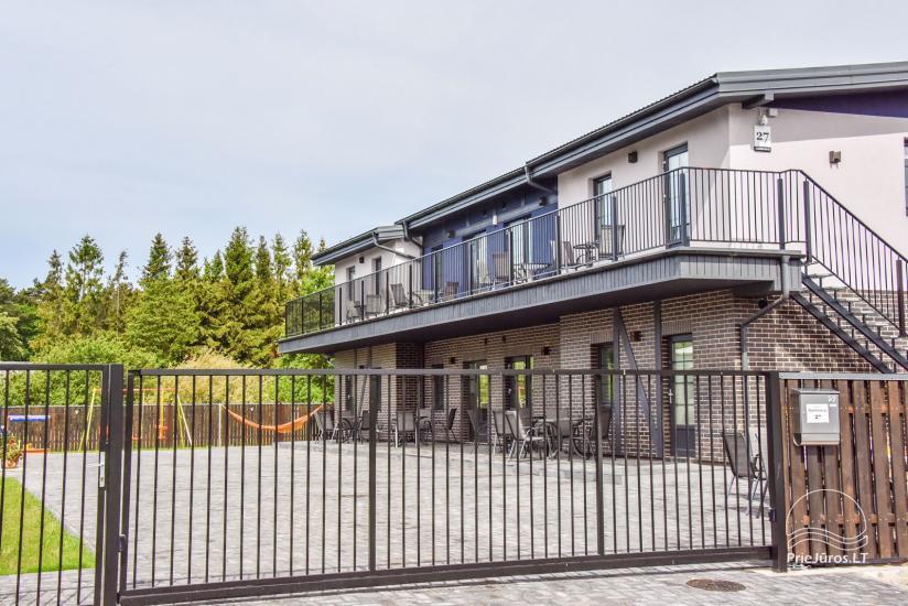 Palanga INN - new, stylish apartments near the sea - 29
