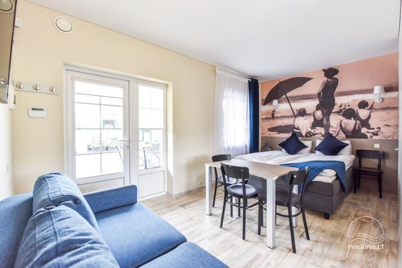 Palanga INN - new, stylish apartments near the sea - 14