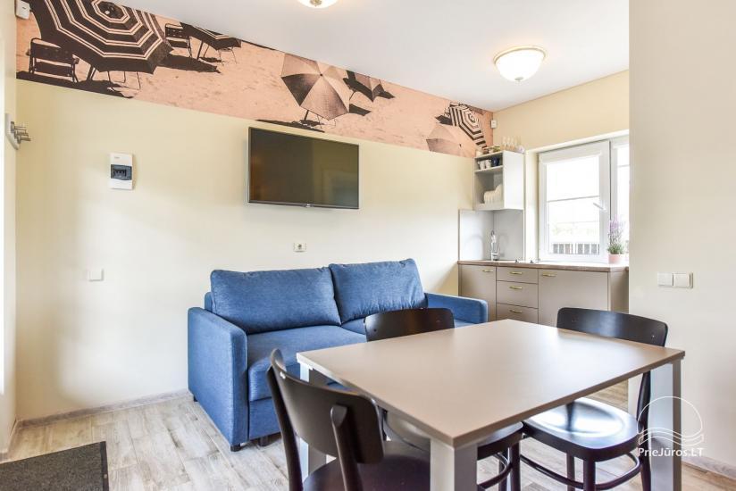 Palanga INN - new, stylish apartments near the sea - 13