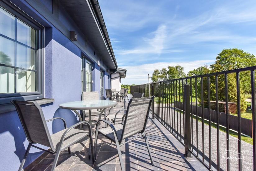 Palanga INN - new, stylish apartments near the sea - 24