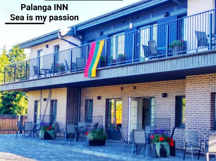 Vacation in Palanga at the Baltic sea – apartments and rooms Palanga INN - 1
