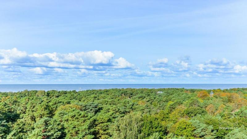 Jaukūs, erdvūs, modernūs Sky Sea View apartment su neprilygstamu vaizdu į Baltijos jūrą
