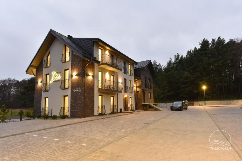 Villa DIA - Apartments for rent in Palanga, next to the pine forest - 14