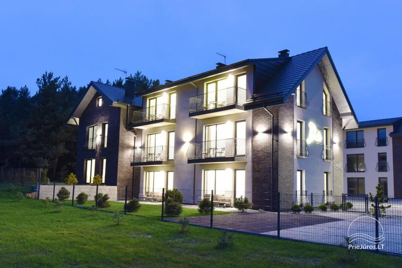 Villa DIA - Apartments for rent in Palanga, next to the pine forest - 5
