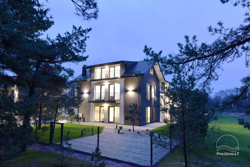 Villa DIA - Apartments for rent in Palanga, next to the pine forest - 18