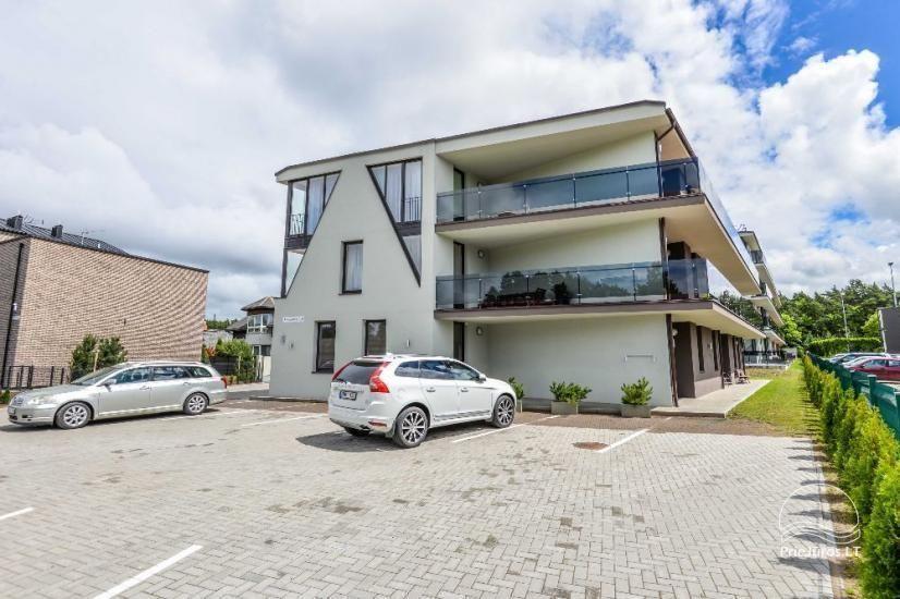 Naujos statybos apartamentai su terasa ir vieta automobiliui - 1
