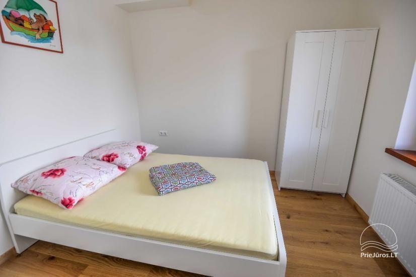 Palangā izīrēts jauns dzīvoklis ar terasi - 6