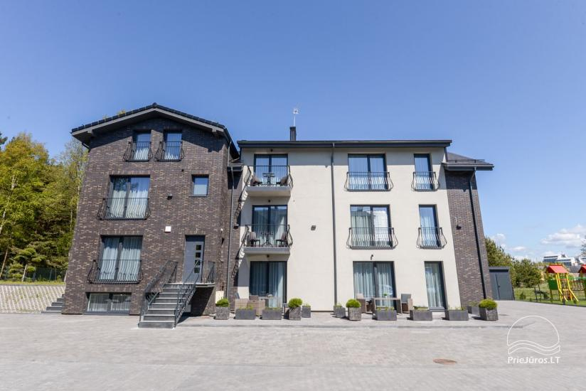 Villa Elit - Apartments for rent in Palanga, next to the pine forest - 2