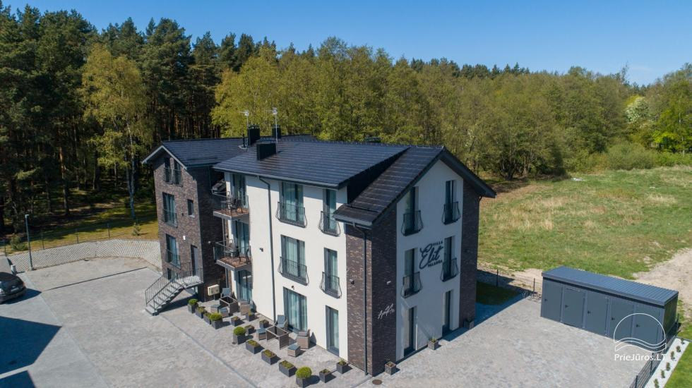 Villa Elit - Apartments for rent in Palanga, next to the pine forest - 5