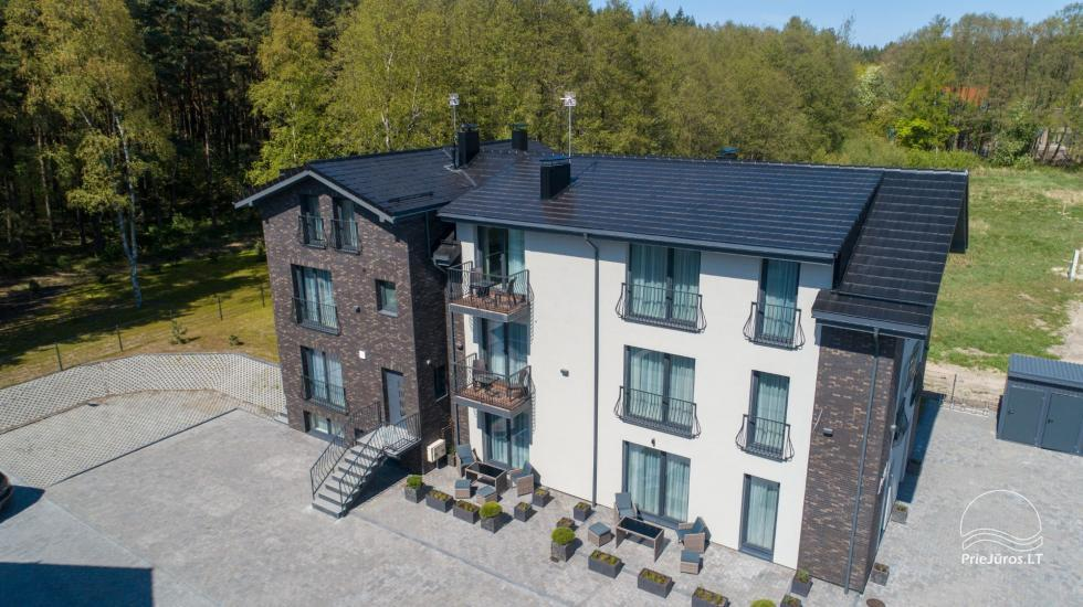 Villa Elit - Apartments for rent in Palanga, next to the pine forest - 6
