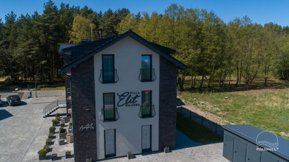 Villa Elit - Apartments for rent in Palanga, next to the pine forest - 7