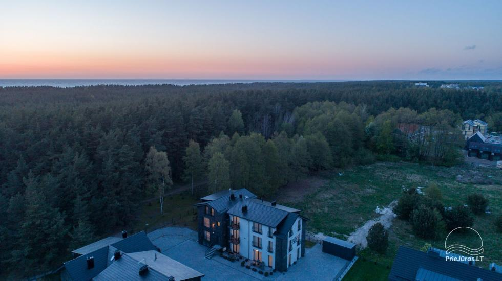 Villa Elit - Apartments for rent in Palanga, next to the pine forest - 8