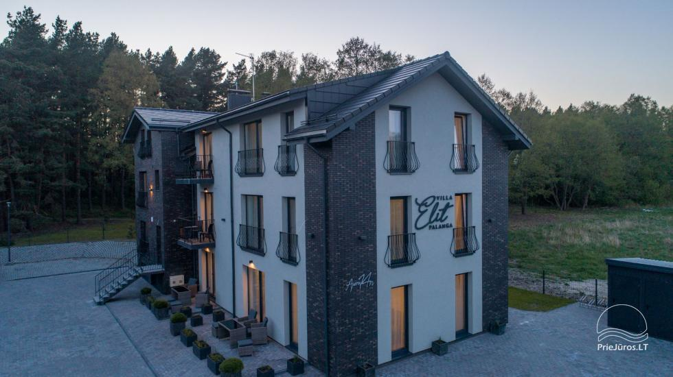 Villa Elit - Apartments for rent in Palanga, next to the pine forest - 9
