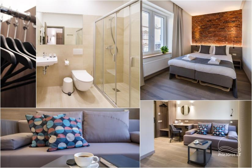 Dangė Hotel - neues Hotel in Klaipeda - 2