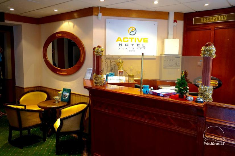 AcTIVE HOTEL Klaipėda - 1