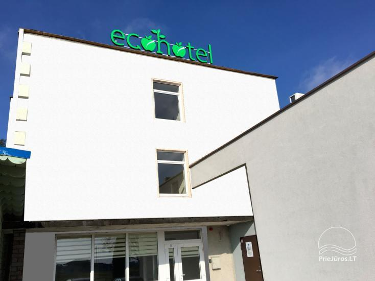 Eco Hotel - Motel in Kretinga - 1