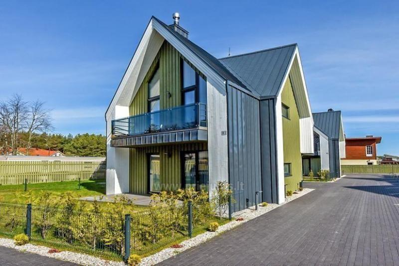 Naujos statybos išskirtiniai apartamentai Kunigiškėse, netoli jūros