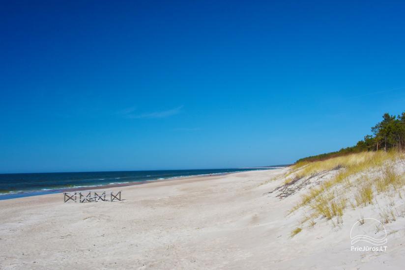 Calm rest near the sea in Kunigiskes! - 23