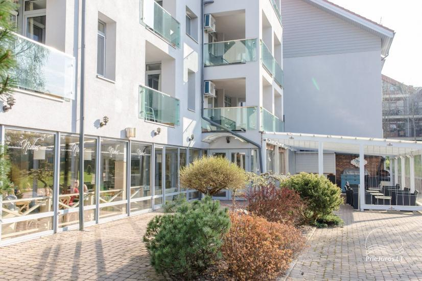3-bedroom spacious apartment in Nida with balcony / terrace - 30